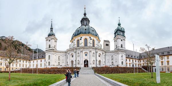 Saturday - Kloster Ettal