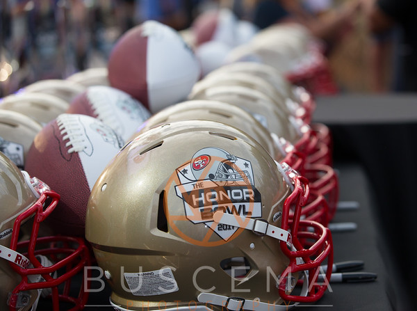 Honor Bowl Festivities