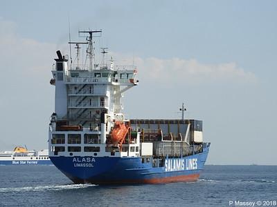 IAPETOS & ALASA Outbound Piraeus 10 Sep 2018