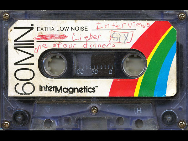 "Tape 6, Side 1: A brief session including ""You're on Candid Tape Recorder!"" and the ""Tape 6 news break.""  Included on this side, but not in this clip, are the following songs:   1. On a Carousel, The Hollies, 1967   2. My Sharona, The Knack, 1979   3. Love is Alright Tonight, Rick Springfield, 1981   4. Make a Move On Me, Olivia Newton-John, 1982   5. If You Remember Me, Chris Thompson, 1979   6. I Love Rock 'n' Roll, Joan Jett and the Blackhearts, 1981   7. Love is Like a Rock, Donnie Iris, 1981   8. Freeze Frame, J. Geils Band, 1981   9. Oh Pretty Woman, Van Halen, 1982  Sadly, the dinner and Lieber recordings were lost when I recycled this tape for music in 1982, not yet able to imagine a world with iTunes in it."