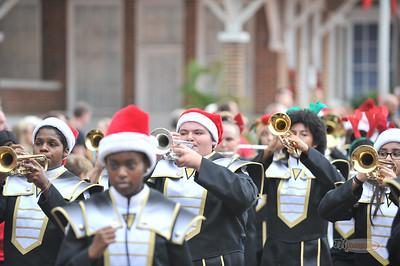 Ocoee Band Winter Garden Christmas Parade 18