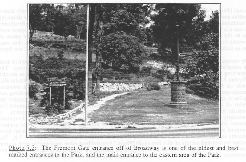 1990, Fremont Gate