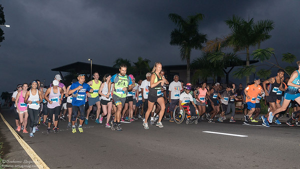 Suva Marathon July 21st 2018
