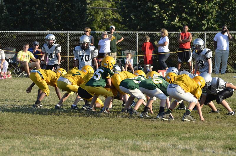 Wildcats vs Raiders Scrimmage 080.JPG