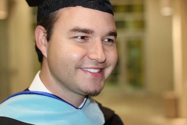 Anthony's College Graduation!