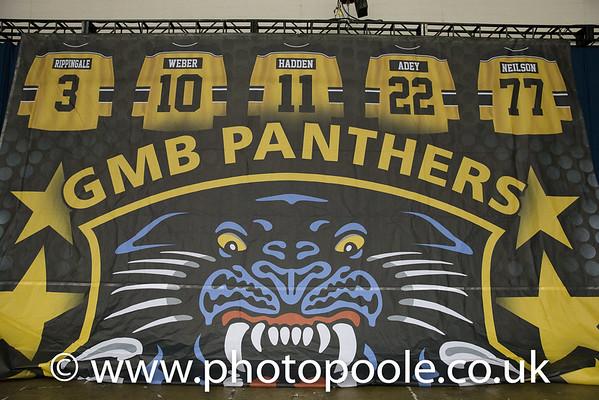 Panthers v Devils 30 September 2014