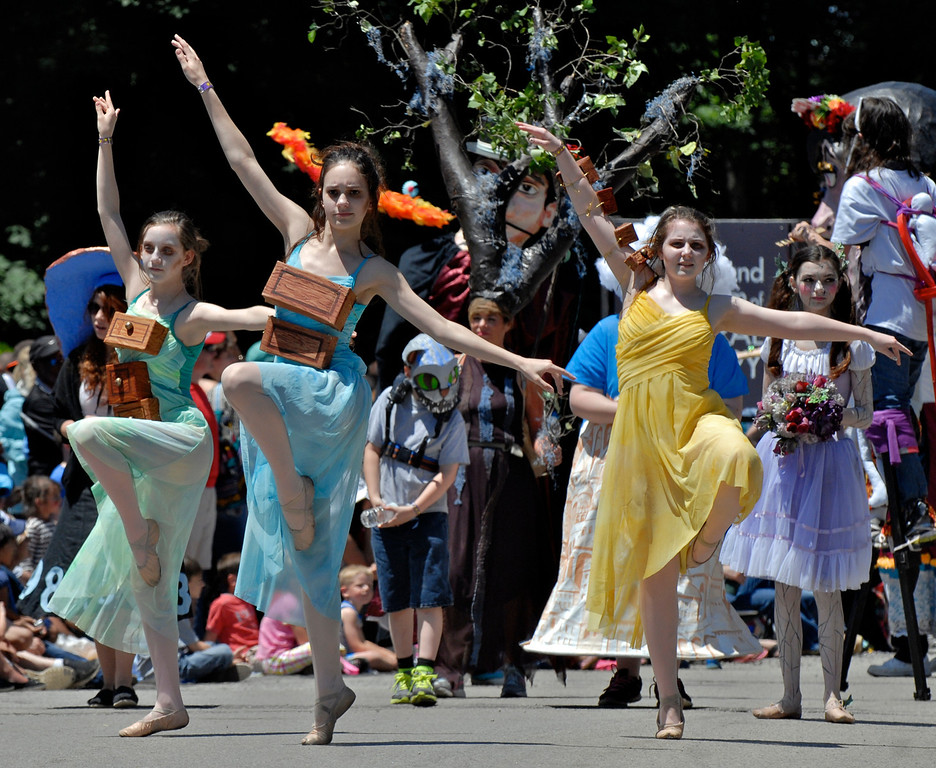. Jeff Forman/JForman@News-Herald.com Cleveland Museum of Art 25th annual Parade the Circle June 14 in University Circle.