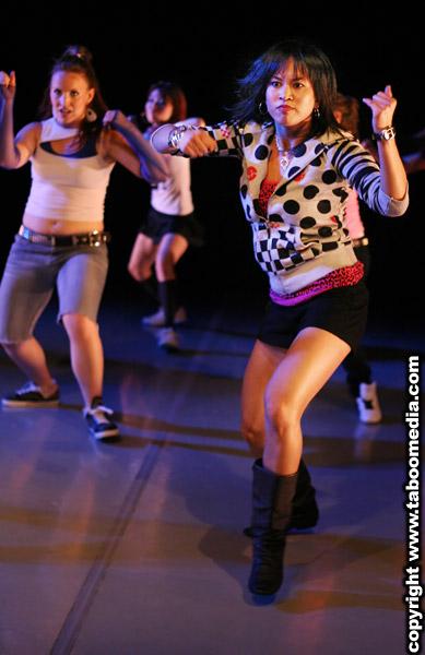 Harvest Choreo Showcase at Dance Mission