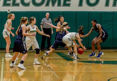 Set four: Girls Varsity Basketball v Cascade Christian 01/15/2019
