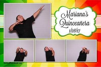 Marianna's Quinceanera