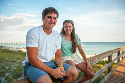 Navarre Beach, July 2014