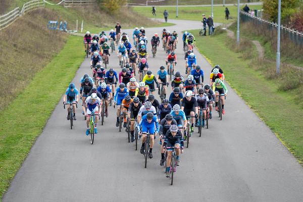 London South East Cyclocross CycloPark Seniors 03-11-2019