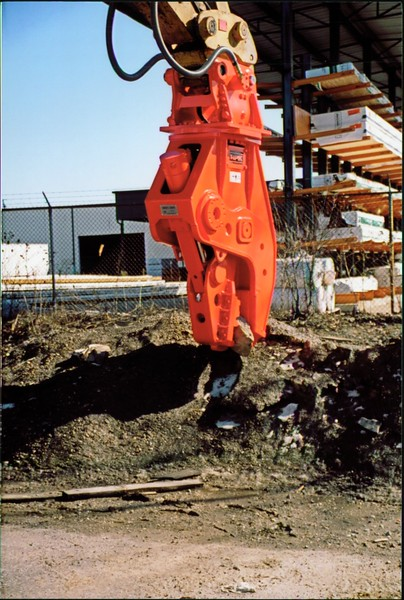 NPK U21J concrete pulverizer on Cat excavator at Carr Bros (6).JPG