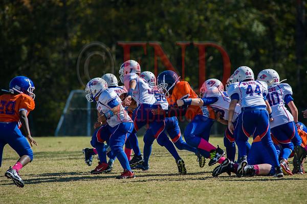 10-29-16 Wallburg vs Lexington Little League