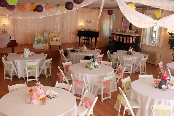 Caridad's Baby Shower