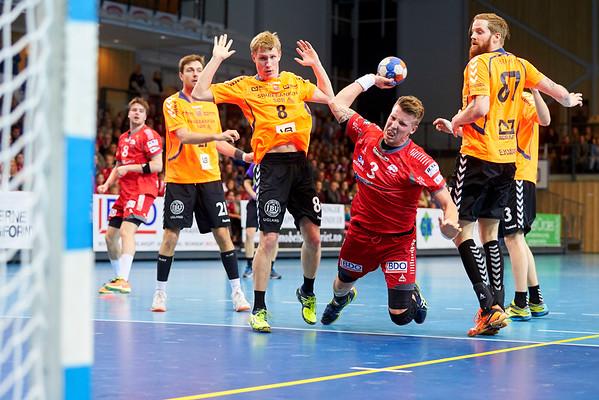 Haslum Håndball - Arendal (14.2.16)