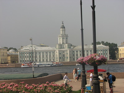 St Petersburg - Canal Cruise