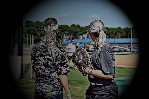 9-10-19 NC Wesleyan Softball