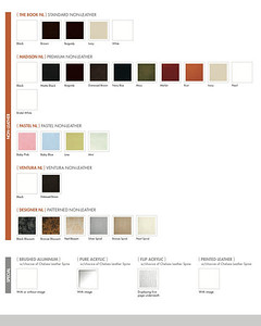 COVER SWATCHES