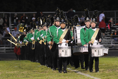 Saydel Band - Grinnell Game 2012