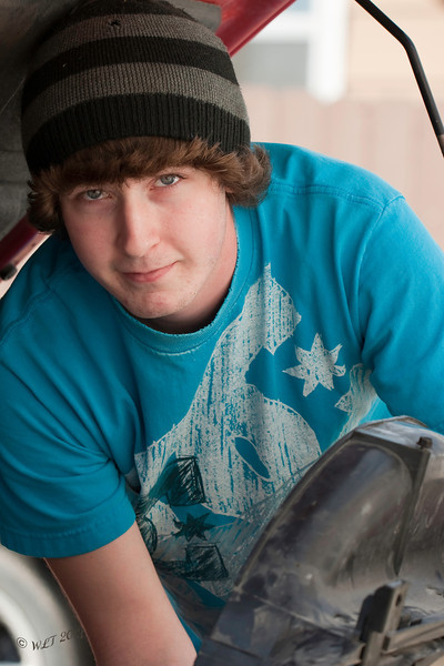 Dustin Martinson