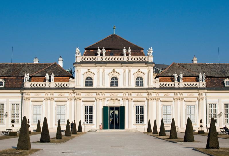 Lower Belvedere Castle, Vienna, Austria