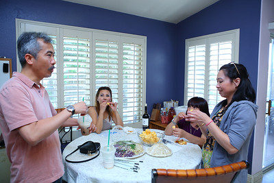 Memorial day at MinhThuy's