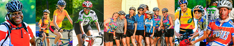 BRAG (Bicycle Ride Across Georgia) - ACA Photo Shoot Assignment