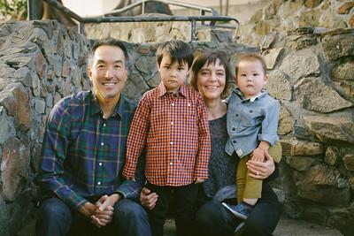 Lee Family 2017