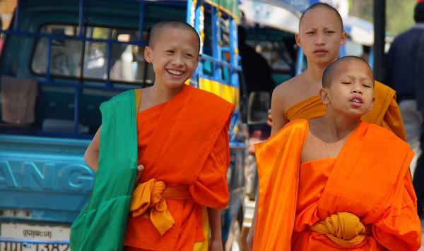 Smiles of Laos I