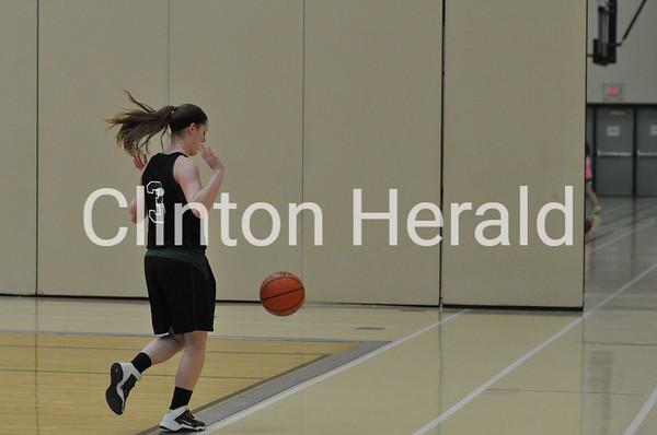 West Carroll vs. Fulton girls (2-10-14)
