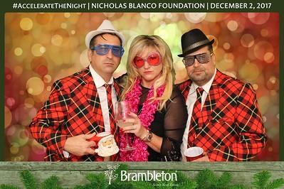 Nicholas Blanco Foundation Holiday Party 2017