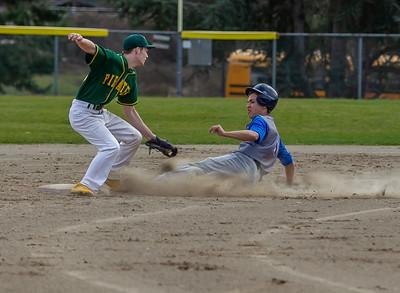 Set one: Baseball v Bellevue Christian 03/21/2019