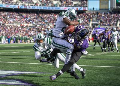 Ravens vs Jets  11-24-13
