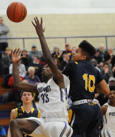 OP Oxford v Pontiac boys basketball