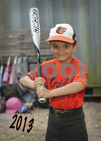 CAYSI Orioles - T-Ball