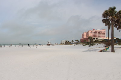 Clearwater Beach and Dunedin