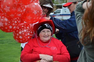 Moleta ALS Walk 2013