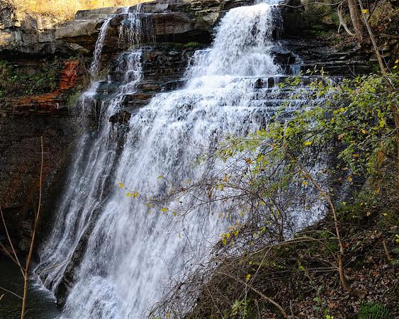 Brandywine Falls 11-6-11