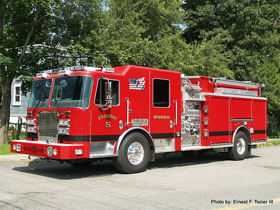 Ipswich, MA Fire Apparatus