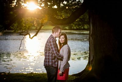 Melanie & Mark