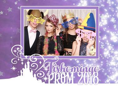 Tishomingo Prom 2018