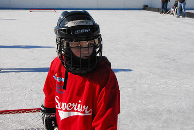 Great Lakes Pond Hockey Classic 2012, Final Game