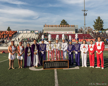 2 PERCUSSION SHOW & PARADE AWARDS