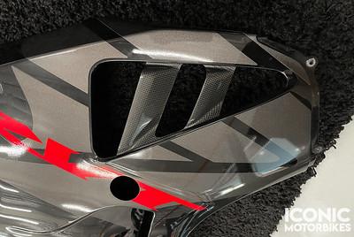 Honda RC51 Bodywork (BM) on IMA