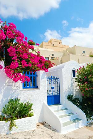 MYKONOS & SANTORINI, GREECE