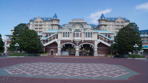 Disneyland Resort, Tokyo Disneyland, Tokyo Disneyland Hotel, Hotel