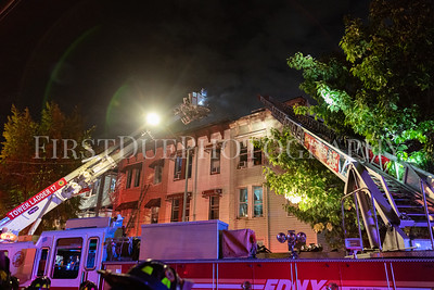 Bronx 4th Alarm Box: 2186 418-422 E. 143rd St. 8 Oct 21