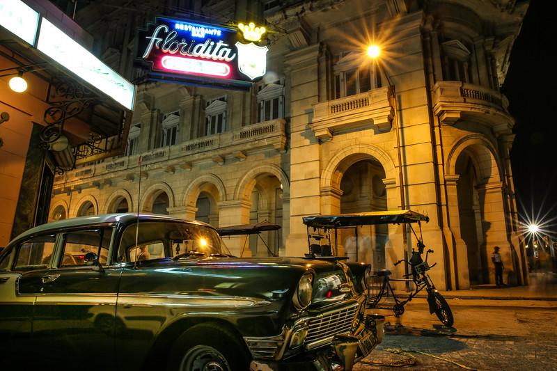 Havana's Floridita
