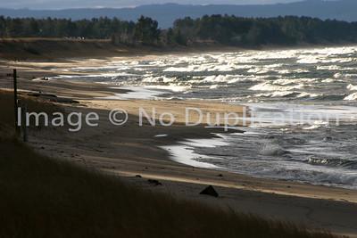 MARQUETTE, MICHIGAN & Area-LAKE SUPERIOR SOUTH SHORE
